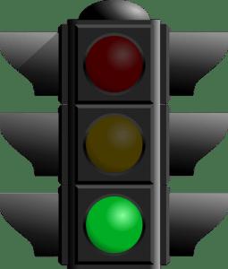 Börsenampel Status grün